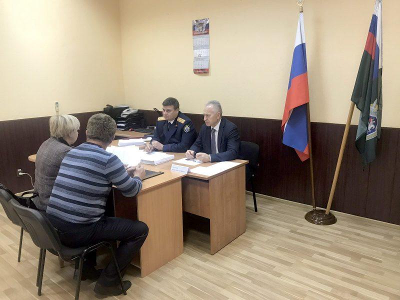 В Брянске главный следователь и омбудсмен выслушали жалобы горожан