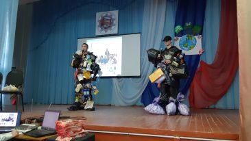 В Новозыбкове завершился экомарафон