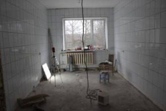 В Жирятинской больнице завершается ремонт