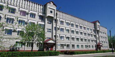 Брянская областная больница отмечает 75-летие