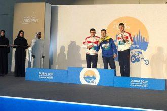 Брянские паралимпийцы завоевали медали чемпионата мира