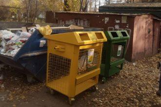 Брянцы начали привыкать к раздельному сбору мусора