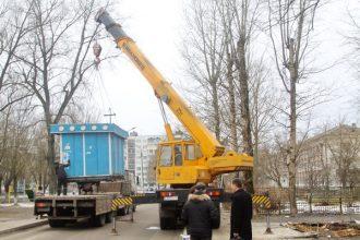 В Брянске обнаружили 30 опасных незаконных киосков