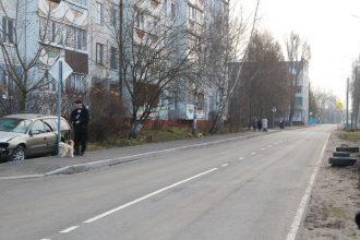 В Брянске завершился ремонт улицы Первомайской