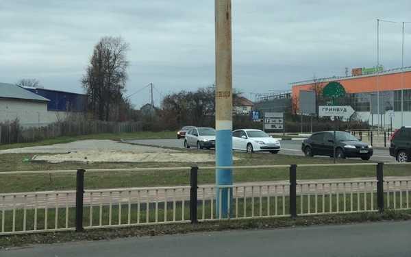 В Брянске пропал полюбившийся горожанам вертолёт у «Аэро Парка»