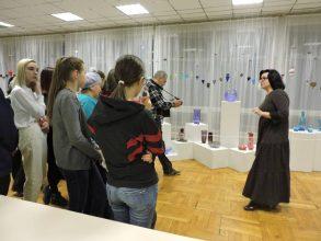 В Дятьково в музее хрусталя отпраздновали День стекольщика