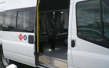 В брянской маршрутке разгорелся скандал из-за тонированных окон