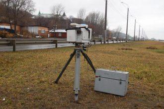 В брянском ГИБДД рассказали о пользе дорожных видеокамер