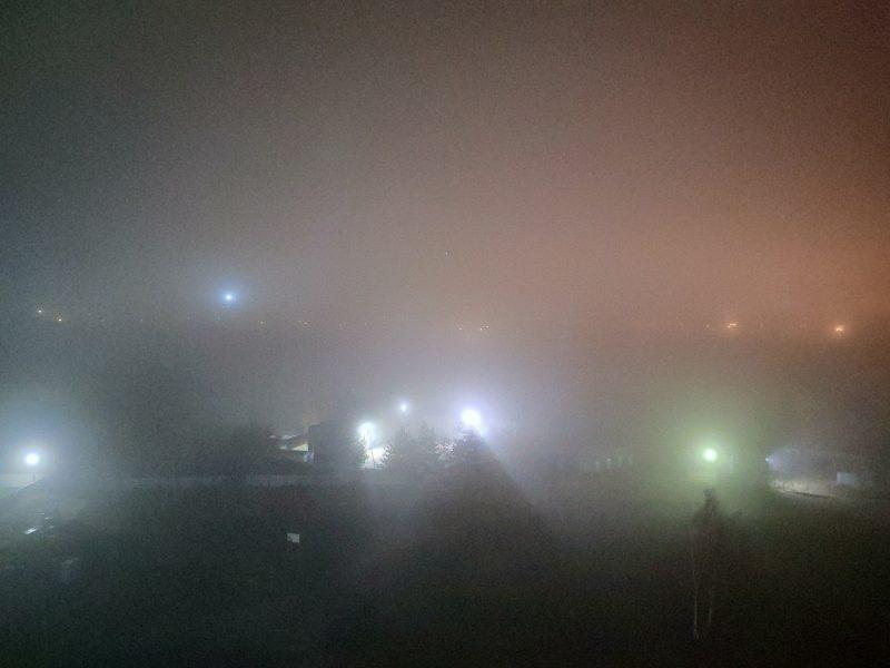 На Брянщине в понедельник обещают 12 градусов тепла и туман
