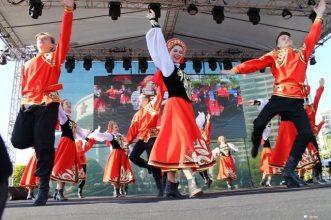 Новозыбковская «Калинка» сорвала овации на фестивале в Турции