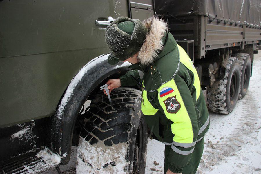 Брянские военные инспекторы проведут сплошные проверки транспорта