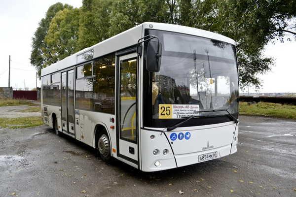 МАЗы на автобусных маршрутах понравились брянцам