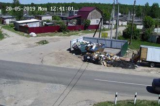 В Брянске жадных торговцев ловят возле мусорных контейнеров