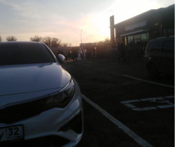 В Брянске открылся четвертый ресторан МакДональдс