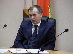 Мэр Брянска Макаров прокомментировал задержание чиновника Шарова