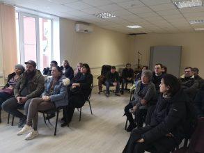 В брянском отряде «Лиза Алерт» прошла встреча с новичками