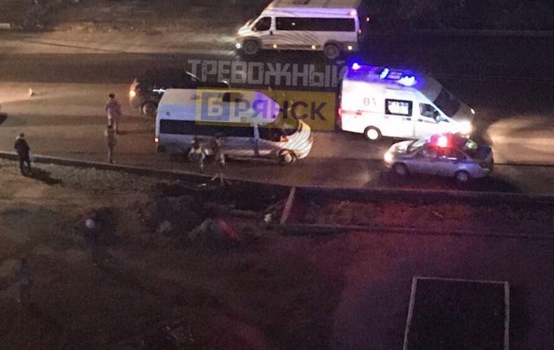 В Брянске на улице Литейной снова сбили человека