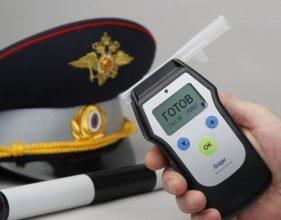 В Брянской области пройдет десятидневная облава на нетрезвых водителей
