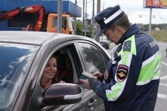 Брянских водителей ждут сплошные проверки