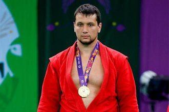 Брянский самбист Артём Осипенко поборется за золото чемпионата мира в Корее