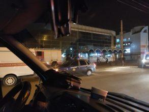 В Брянске экстренные службы вызвали по тревоге на улицу Крахмалева