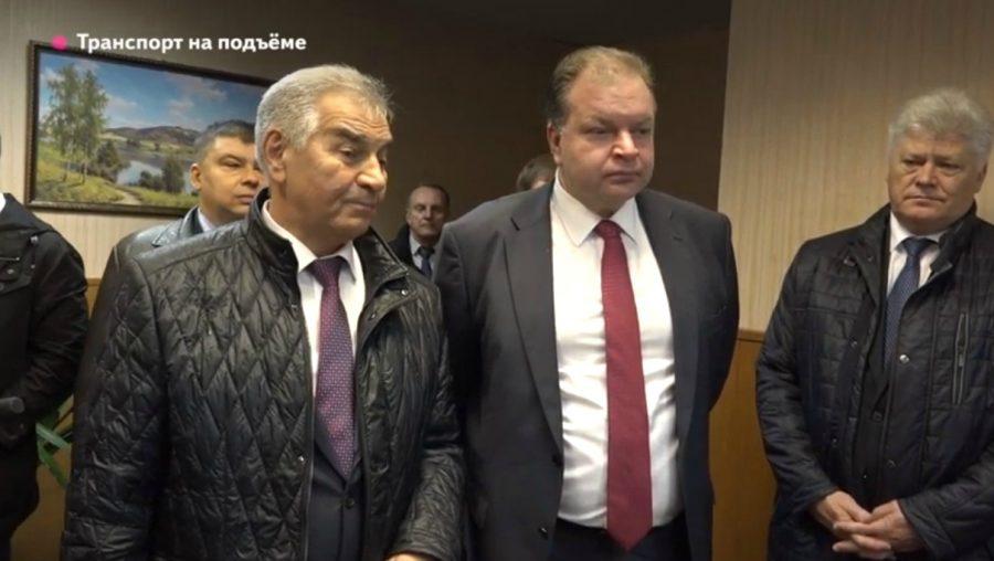 Замминистра России Семёнов оценил «Умный транспорт» Брянска