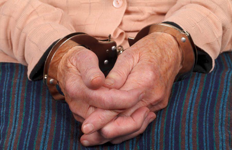 В Стародубе на краже попалась пенсионерка-уголовница