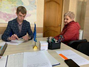 Жители Бежицы пришли на прием к депутату горсовета от ЛДПР