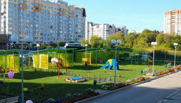 В Брянске на территории старого аэропорта появится еще один детсад