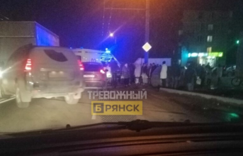В Бежицком районе Брянска автомобиль сбил ребенка