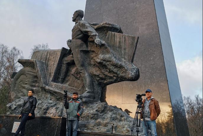 В Брянске откроют памятник воинам-водителям