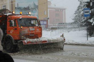 В Брянске зимой объявят войну припаркованным на обочинах машинами