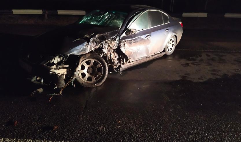 В Брянске водитель Рено порвал селезёнку в ДТП возле Орлика