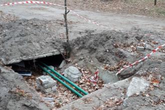 В брянском посёлке Белые Берега заметили опасную ловушку