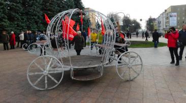 Брянский блогер Виткевич заявил об унижении коммунистов
