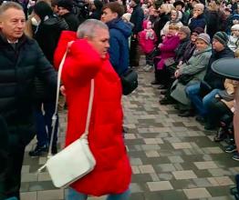 В Брянске прилюдно обматерили членов Единой России