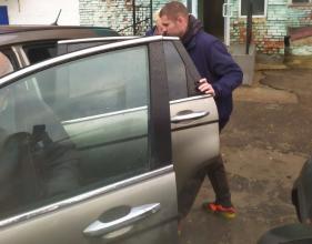 Друг Мамаева и Кокорина отправился домой из Брянщины на машине