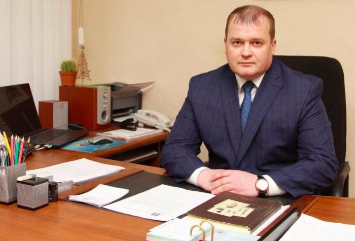 В Брянске задержали чиновника мэрии Дениса Шарова