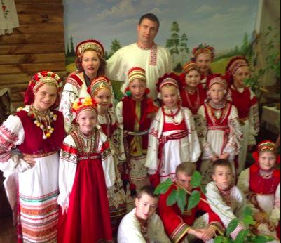 Брянская «Калинушка» получила гран-при международного фестиваля