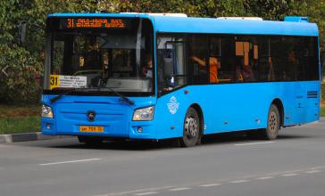 В Брянске по выходным стали чаще ходить автобусы №31