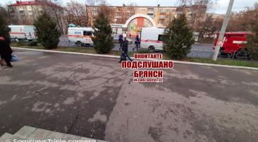 Из-за угрозы взрыва эвакуировали здание вокзала Брянск-II