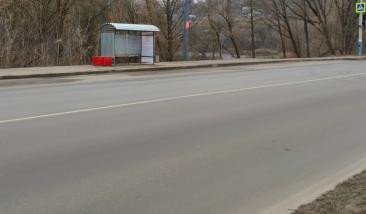 В Брянске перенесли остановку возле Памятника Артиллеристам