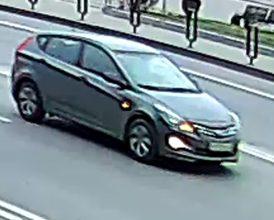 В Брянске разыскивают сбежавшего с места ДТП водителя