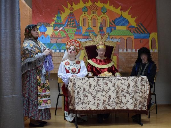 В новозыбковском СИЗО поставили спектакль