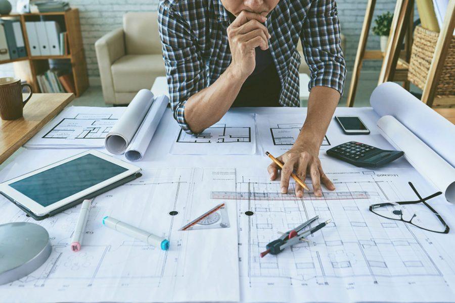 Брянские архитекторы зарабатывают в среднем 50 тысяч рублей