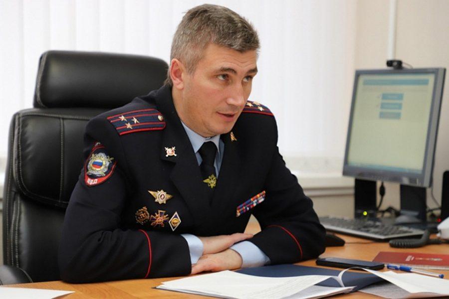 Начальник Брянского УМВД Толкунов стал генерал-майором полиции