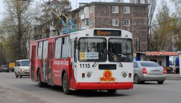 Брянск борется за федеральную субсидию на покупку троллейбусов