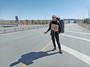 Клинчанин с подругой автостопом проехал через 5 стран