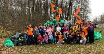В Брянске общественники очистят от мусора городской лес «Заставище»