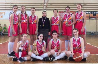 Юные новозыбковские баскетболистки стали лучшими в регионе